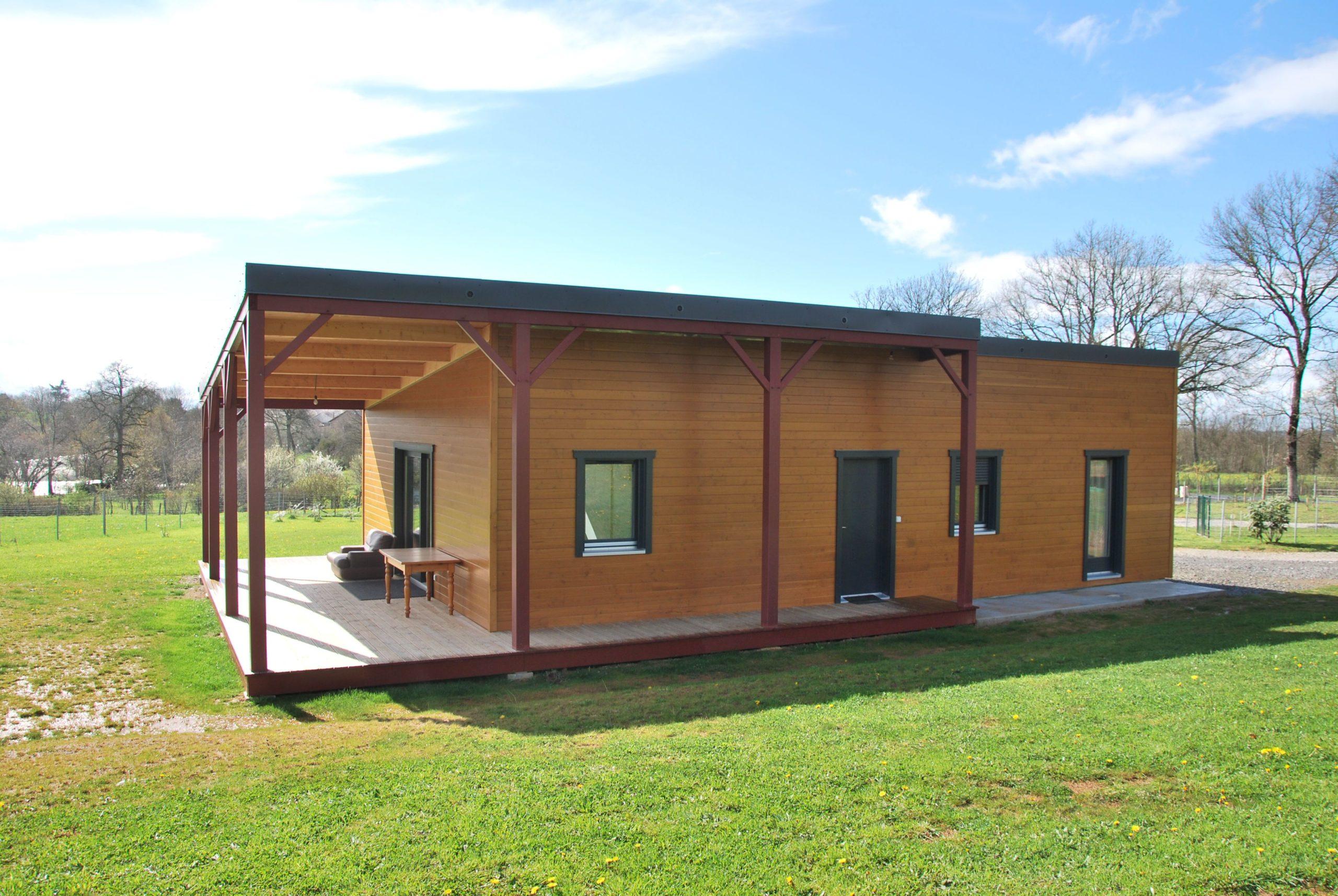 Habitation Bois Guillaumie en Limousin