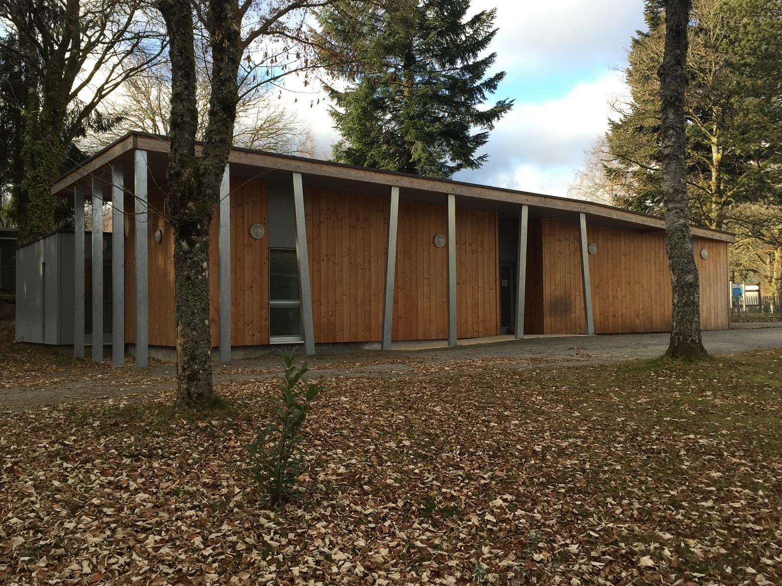 Maison en bois sur mesure